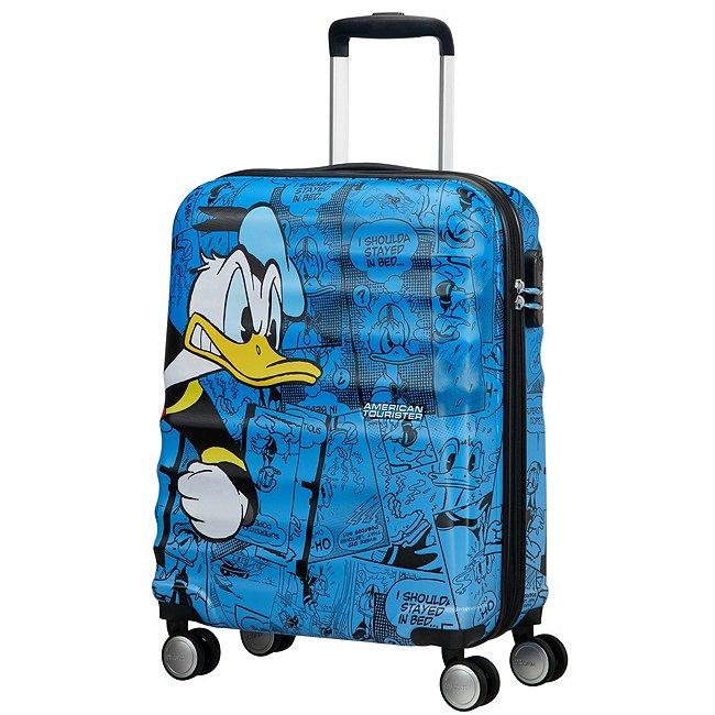 American Tourister Bagage à roulettes Donald Duck, petit format