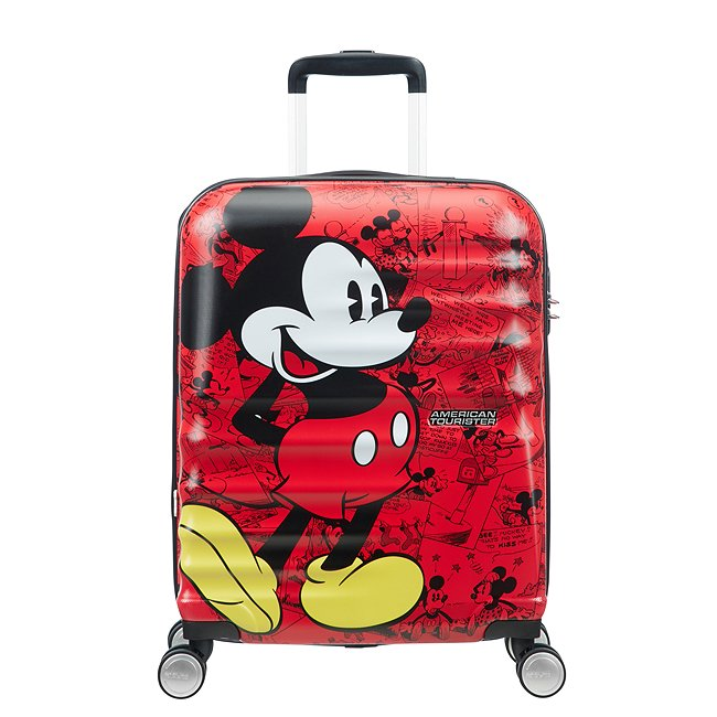 American Tourister Bagage à roulettes Mickey, petit format