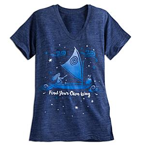 T-shirt Vaiana pour adultes