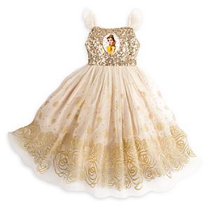 Belle-festklänning i barnstorlek