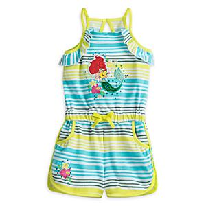 The Little Mermaid Onesie For Kids