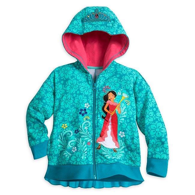 Sweatshirt à capuche Elena d'Avalor pour enfants