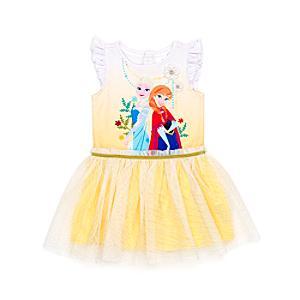 Frost kjole til børn