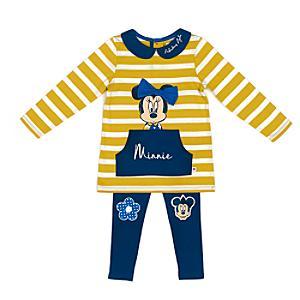 Conjunto infantil túnica y leggings Minnie