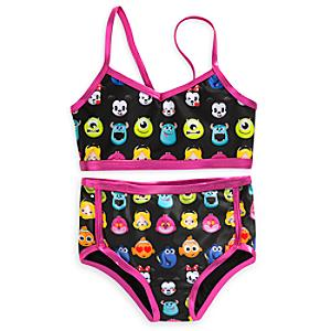 Bikini emoji Le Monde de Disney pour enfants