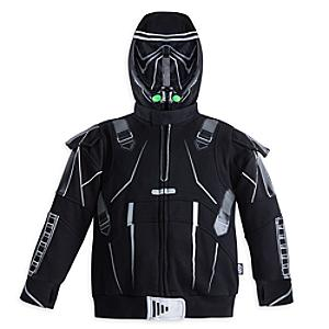 Sweat à capuche Death Trooper pour enfants, Rogue One: A Star Wars Story