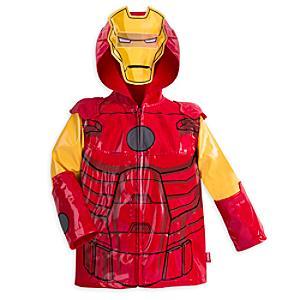 Iron Man Rain Jacket For Kids - Iron Man Gifts