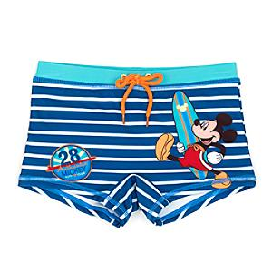 Mickey Mouse Swimming Trunks For Kids - Swimming Gifts