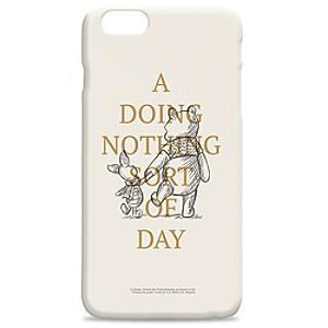Christopher Robin Personalised Hardback iPhone Case