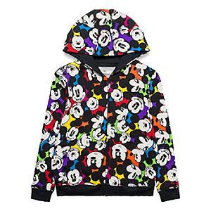 1b299995f5 Sweatshirt pour enfants Mickey Mouse Color Spot Disneyland Paris