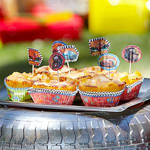 Cars Mac & Cheese Muffin Recipe - Mac Gifts