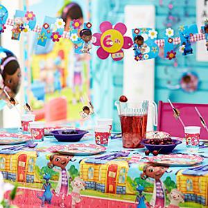 Doc McStuffins Tableware & Decorations - Doc Mcstuffins Gifts