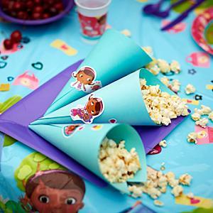 Doc McStuffins Vanilla Popcorn Recipe - Doc Mcstuffins Gifts