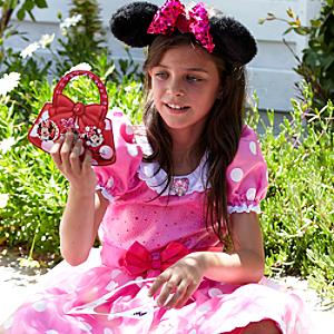Minnie Mouse Handbag Decorating Game - Handbag Gifts