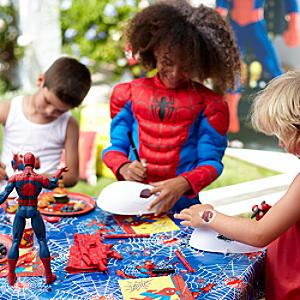 Spider-Man Mask Decorating - Marvel Gifts
