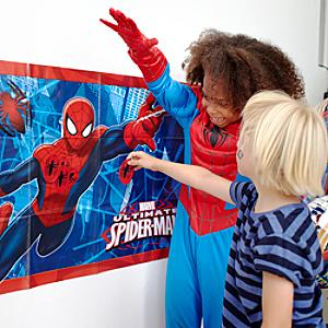 Pin the Badge on Spider-Man - Marvel Gifts