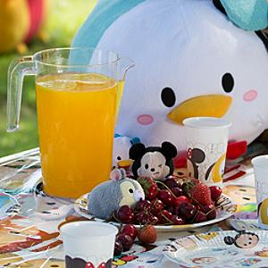 Tsum Tsum Orange Coconut Water Recipe - Tsum Tsum Gifts